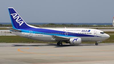 JA301K - Boeing 737-54K - ANA Wings