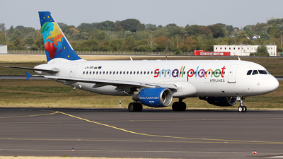 LY-SPI - Airbus A320-214 - Small Planet Airlines