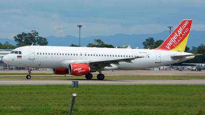 HS-VKD - Airbus A320-214 - Thai VietJet Air