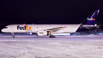 N972FD - Boeing 757-28A(SF) - FedEx