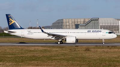 D-AVYQ - Airbus A321-253N - Air Astana