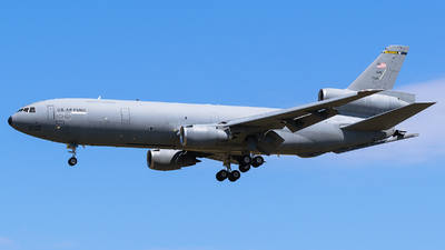 87-0121 - McDonnell Douglas KC-10A Extender - United States - US Air Force (USAF)