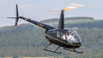 G-IILY - Robinson R44 Raven - Private
