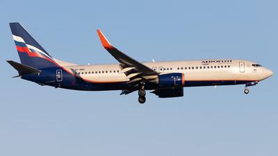 A picture of VPBNC - Boeing 7378LJ - Aeroflot - © Arne P.