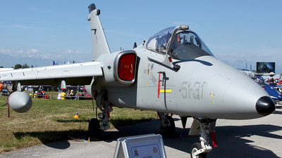 MM7161 - Alenia/Aermacchi/Embraer AMX - Italy - Air Force