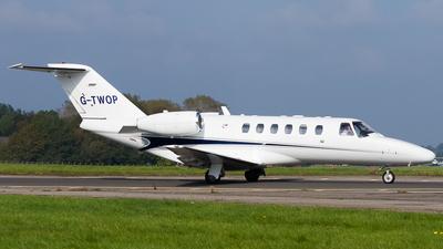G-TWOP - Cessna 525A CitationJet 2 Plus - Centreline Air Charter