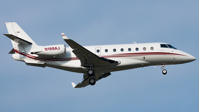 N188AJ - Gulfstream G200 - Private