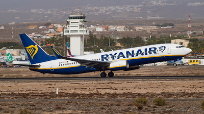 A picture of EIESS - Boeing 7378AS - Ryanair - © JakkoFly