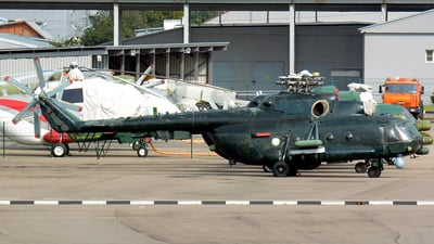 - Mil Mi-8AMTSh Hip - Russia - Federal Border Guards Aviation Command