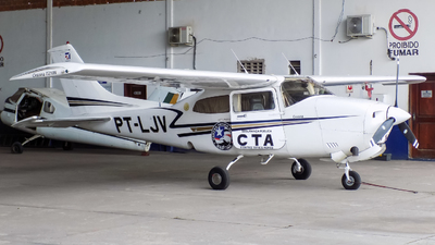 PT-LJV - Cessna 210N Centurion II - Private