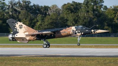 N574EM - Dassault Mirage F1M - Draken International