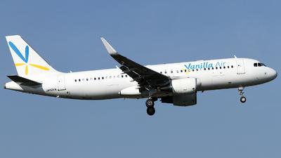 JA02VA - Airbus A320-216 - Vanilla Air