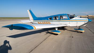 A picture of N44669 - Piper PA28151 - [287415701] - © Reuben Morison