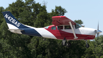 A picture of N426AS -  - [P2060590] - © Brad T
