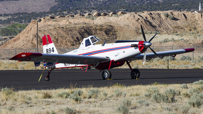 N194BM - Air Tractor AT-802A - Evergreen Flying Service