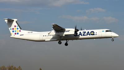 P4-AIR - Bombardier Dash 8-Q402 - Qazaq Air