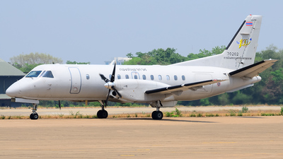 L17-1/54 - Saab Tp100C - Thailand - Royal Thai Air Force