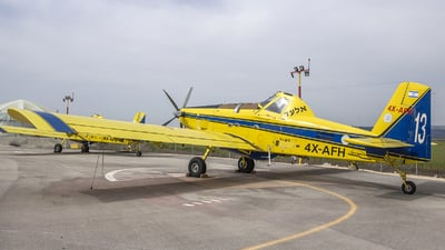 4X-AFH - Air Tractor AT-802A - Chim-Nir Aviation