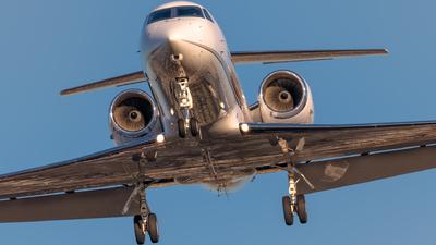 N445QS - Gulfstream G450 - NetJets Aviation