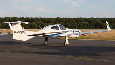 F-HSML - Diamond DA-42-VI Twin Star - European Aero Training Institute Strasbourg (E.A.T.I.S)