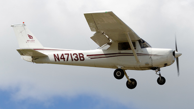 N4713B - Cessna 152 - Inflight Pilot Training