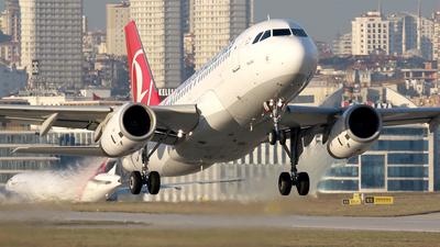 TC-JLS - Airbus A319-132 - Turkish Airlines
