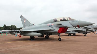 ZJ803 - Eurofighter Typhoon T.3 - United Kingdom - Royal Air Force (RAF)