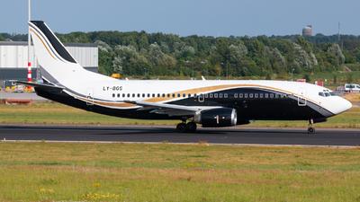 LY-BGS - Boeing 737-3L9 - KlasJet