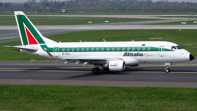 EI-DFJ - Embraer 170-100LR - Alitalia Express
