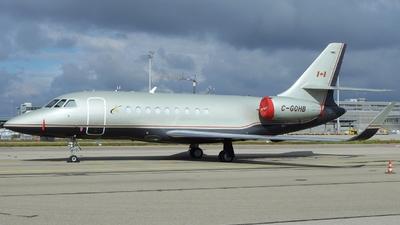 C-GOHB - Dassault Falcon 2000EX - Aviation Starlink