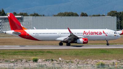 N729AV - Airbus A321-231 - Avianca
