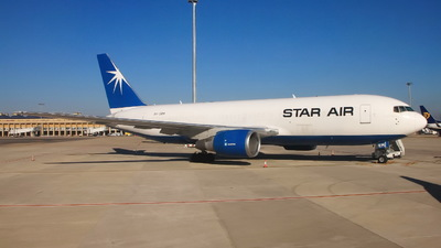 OY-SRM - Boeing 767-25E(SF) - Star Air