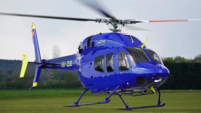HB-ZUD - Bell 429 Global Ranger - Lions Air