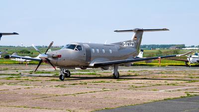 D-FWPW - Pilatus PC-12/47 - Private