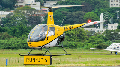 PT-YCZ - Robinson R22 Beta - Bravo Escola de Aviação Civil