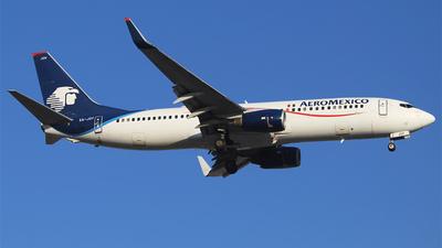 A picture of XAJOY - Boeing 737852 - Aeromexico - © Alejandro Aceves