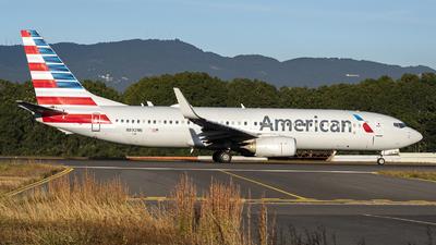 A picture of N892NN - Boeing 737823 - American Airlines - © Juan Manuel Galvez