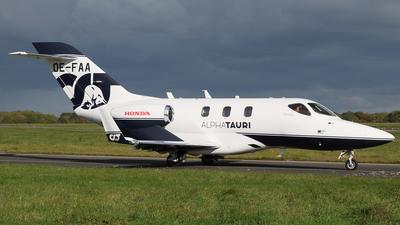 OE-FAA - Honda HA-420 HondaJet Elite - The Flying Bulls