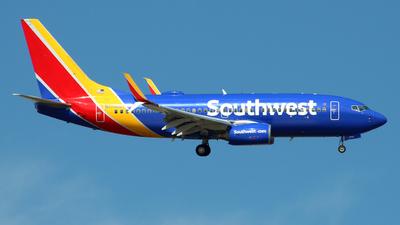 N7733B - Boeing 737-76N - Southwest Airlines