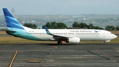 PK-GFS - Boeing 737-86N - Garuda Indonesia