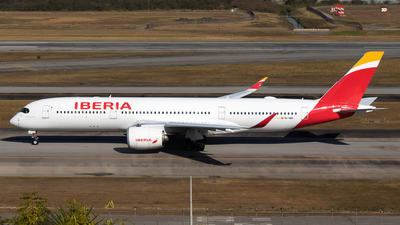 A picture of ECNBE - Airbus A350941 - Iberia - © AC3JR