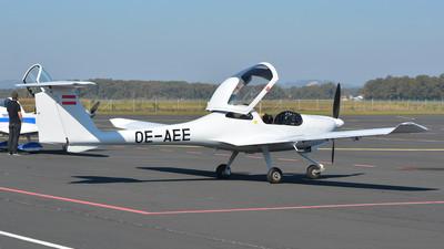 OE-AEE - Diamond Aircraft DV-20 E - Aviation Academy Austria
