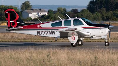 N777NN - Beechcraft F33A Bonanza - Private