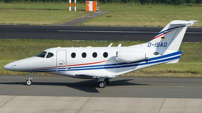 D-ISAG - Raytheon 390 Premier I - Ullrich Air Service (Peak Air)
