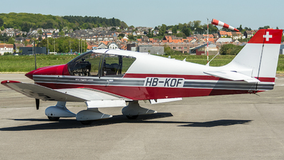 A picture of HBKOF - Robin DR400/140B - [2582] - © valiii