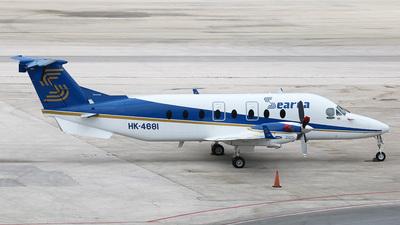HK-4681 - Beech 1900D - Searca - Servicio Aéreo de Capurgana