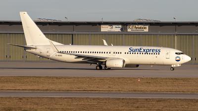 A picture of DASXZ - Boeing 7378K5 - [39093] - © Julian Kabatnik