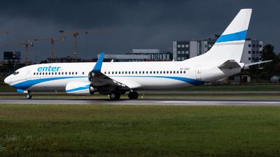 SP-ENZ - Boeing 737-85F - Enter Air