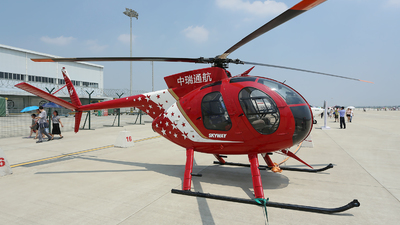- MD Helicopters MD-520N - Zhongrui General Aviation