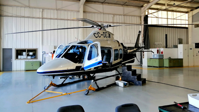 CC-DEJ - Agusta A109S Grand - Private